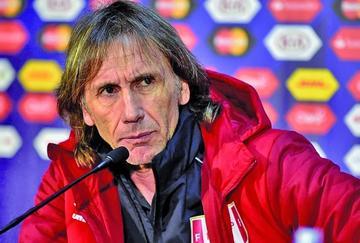 Gareca empieza a bosquejar equipo para retar a Bolivia