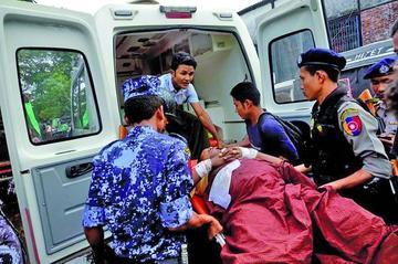 Birmania eleva a 89 los muertos en ataque de rebeldes rohinyá