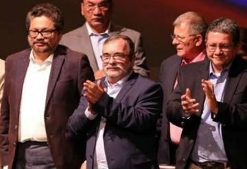 Las FARC inician congreso para ser un partido político