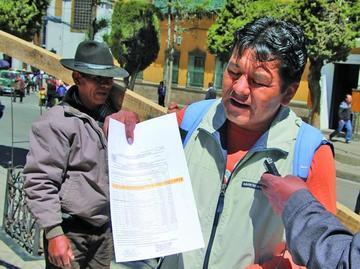 Concejal denuncia supuesto sobreprecio