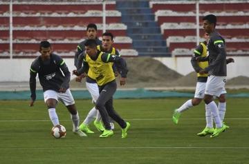 La selección nacional viaja hoy a Lima