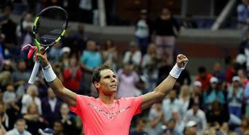 Nadal sortea su debut en el US Open