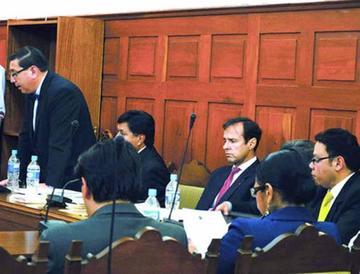 En octubre inicia el juicio a Jorge Quiroga por caso Petrocontratos