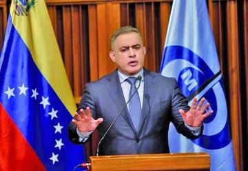 """Designan a fiscales para indagar a los """"traidores"""" en Venezuela"""