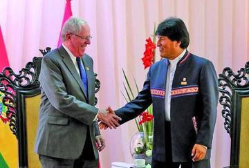 Ilo y bioceánico inician la agenda de gabinete boliviano - peruano