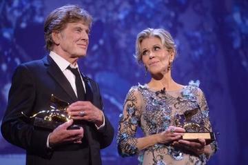 Fonda y Redford ganan un premio