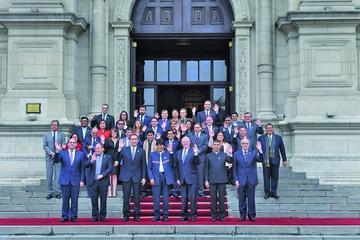 Cobija recibirá la IV reunión del Gabinete Bolivia - Perú en 2018
