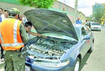 Mañana lunes arranca la inspección técnica vehícular en todo el país