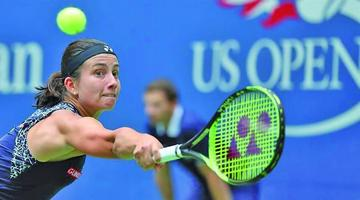 La letona Anastasija Sevastova acaba con el resurgir de la rusa Maria Sharapova