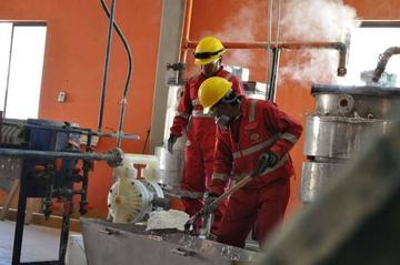 Chinos y alemanes son opción  para construir la planta de litio
