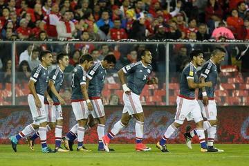Paraguay espera a Uruguay en el fortín de Asunción