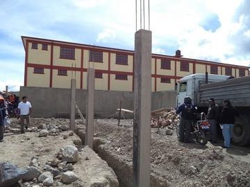 Planifican entrega de ampliaciones de unidades educativas en el área rural