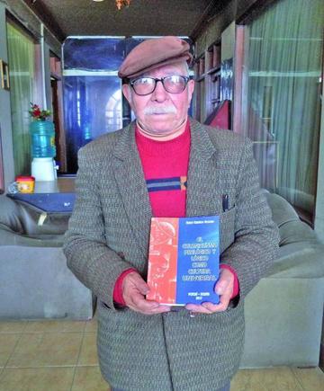 Publican la nueva obra del escritor Rafael Quintana
