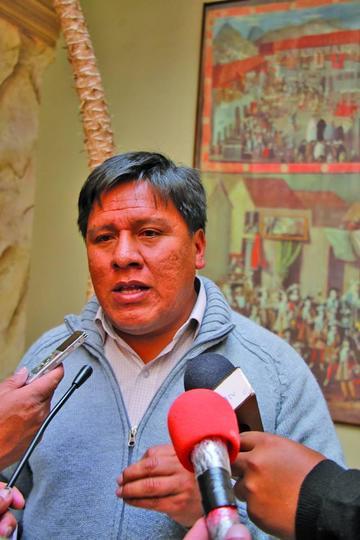Presupuesto municipal  de 2018 asciende a 328 millones de Bolivianos