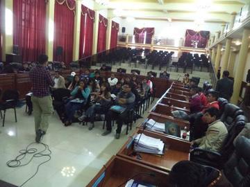 Difunden la Ley de la Juventud en Potosí