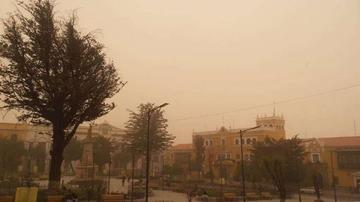 Senamhi declara alerta naranja en Potosí por fuertes vientos