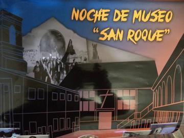 San Roque tendrá Noche de Museo