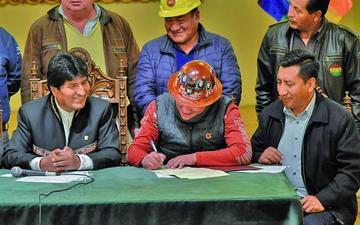 Acuerdan subir hasta en 1.000 Bolivianos renta de los jubilados