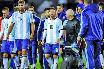 Potencias están en riesgo de quedar fuera del Mundial