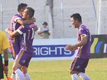 Real Potosí vence y sale del fondo del torneo
