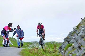 Alberto Contador se convierte en héroe tras ganar la vigésima etapa de la Vuelta a España