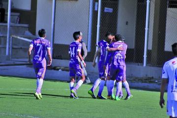 Saldías le da la victoria a Real Potosí en el torneo de Promoción y Reservas