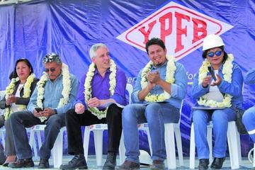Gobierno inaugurará planta de fertilizantes en Bulo Bulo