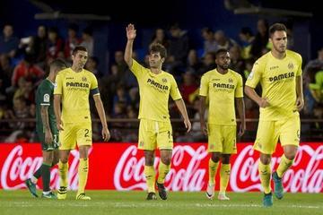 Villarreal logra sus primeros puntos