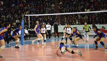 Cochabamba gana el nacional de voleibol