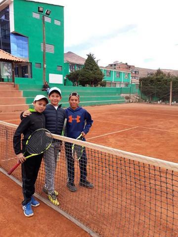 Tenistas buscarán su pase a la final del torneo nacional G2 Potosí 2017
