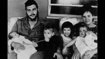 Los hijos del Che Guevara llegarán a Bolivia en octubre de esta gestión