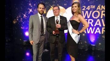 """Bolivia gana el """"Óscar"""" al Mejor Destino Cultural"""