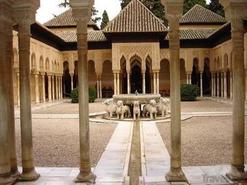 La Alhambra aumenta su seguridad antiterrorista