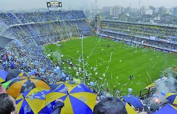 """Perú rechaza jugar en """"La Bombonera"""""""