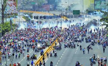 Alertan sobre crímenes contra la humanidad en crisis de Venezuela