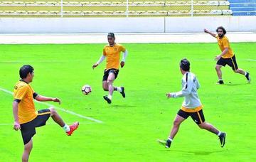 Blooming está con la presión de vencer al Tigre