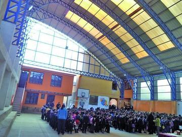Alcaldía busca que colegios del centro migren a nuevos edificios