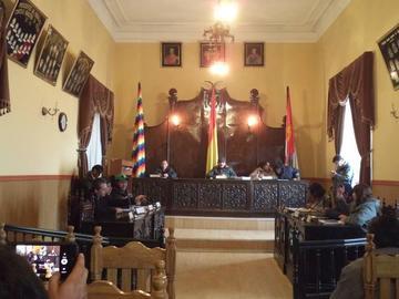 El Concejo devuelve el presupuesto 2018 por observaciones técnicas