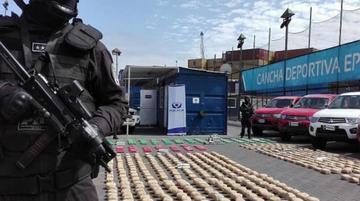 Caen 9 bolivianos en incautación de droga