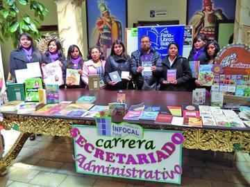 Lanzan Feria del Libro de Potosí
