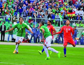 Bolivia sube 22 puestos en el ranking
