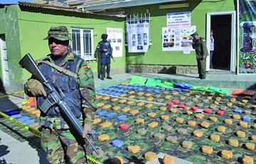EE.UU. descertifica de nuevo a Bolivia en su lucha antidroga