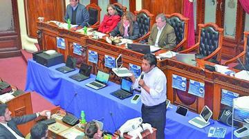 El ministro Eugenio Rojas defiende a estatal Quipus
