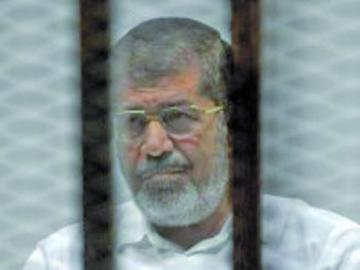 Confirman la cadena perpetua para expresidente egipcio Mursi