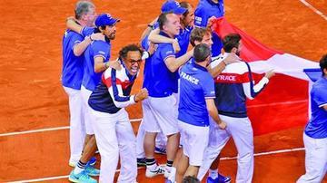 Francia y Bélgica disputarán hoy el título de la Copa Davis 2017