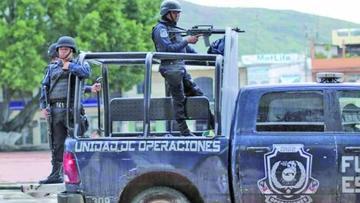 Fallecen ocho sicarios y un soldado en enfrentamiento