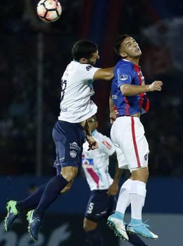 Junior confía en eliminar hoy a Cerro Porteño