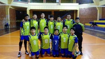 La selección infantil de voleibol destaca a nivel nacional
