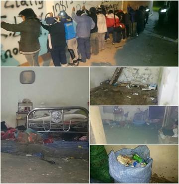 """La Felcv rescata a dos mujeres  de un """"cementerio de elefantes"""""""