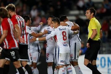Nacional tumba a Estudiantes y avanza a cuartos de final